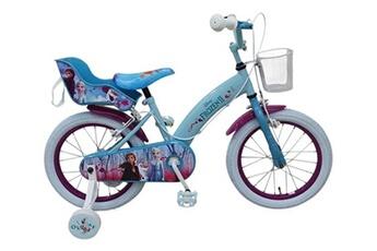 Vélos enfant Reine Des Neiges Vélo pour enfants disney la reine des neiges ii 16\