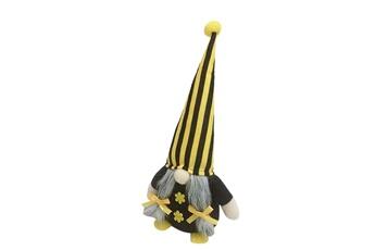 Poupées GENERIQUE Bumble bee striped gnome scandinave tomte nisse suédois honey bee elfs home@c63414