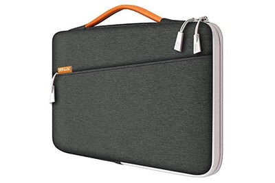 Jetech housse d'ordinateur portable 13,3-pouces, sacoche étanche pour tablette, pochette avec poignée compatible avec 13