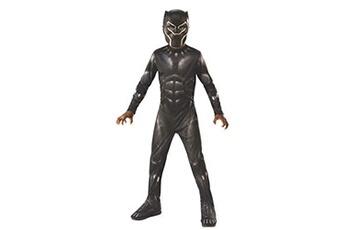 Déguisements RUBIES Rubie's official avengers black panther costume classique pour enfant, 8 - 10 ans, hauteur 147 cm, taille l - version anglaise