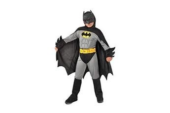Déguisements Ciao Ciao - déguisement batman classic dc comics pour enfant (taille 3-4 ans) avec muscles pectoraux rembourrés, couleur gris/noir, 11701.3-4