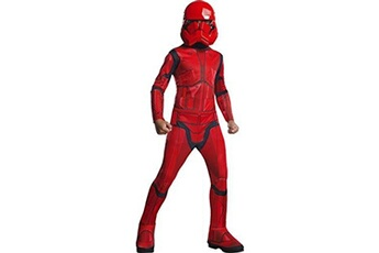 Déguisements Star Wars Star wars rubies 3701276 ? red stormtrooper classic ep. Ix ? enfant ? taille m, l