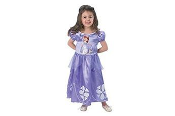 Déguisements Aptafetes Rubie's-déguisement officiel - rubie's- déguisement pour enfant princesse sofia - taille s 3-4 ans- cs889547/s