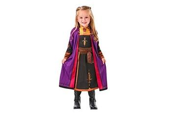 Déguisements Rubies Costume Co Rubies- d?guisement officiel anna la reine des neiges 2-taille 2-3 ans disney rubie's ans-i-300289tod, fille, i-300289tod, bleu