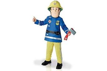 Déguisements Disney Rubie's-d?guisement officiel - disney-d?guisement pour enfant luxe sam le pompier-taille m- i-610901m