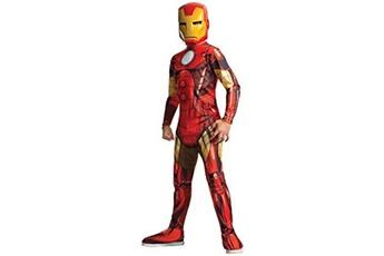 Déguisements Rubies Costume Co Rubie's 880607-l d?guisement iron man classic pour enfant 8-10 ans