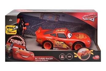 Véhicules radiocommandés Dickie Toys Dickie toys auto radiocommand?e disney cars flash mcqueen