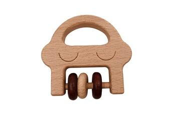 Jouets éducatifs GENERIQUE Les nourrissons apprennent à ramper, saisir, jouet en bois