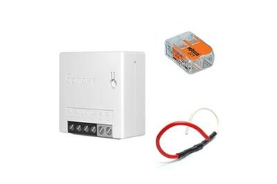 Accessoires chauffage central Planète Domotique Kit de gestion de chauffage fil pilote en wifi compatible google home et alexa