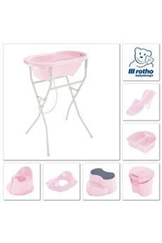 Jouet de bain Rotho Babydesign Rotho babydesign mini lavabo - rose nacré