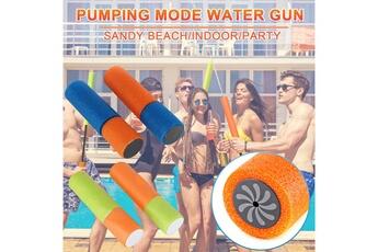 Jouet de bain GENERIQUE 4pcs funny eliminator mini soaker foam pocket swimm water summer beach toy