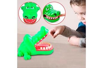 Jouets premier âge GENERIQUE Crocodiles jeux pour enfants biting finger fun game