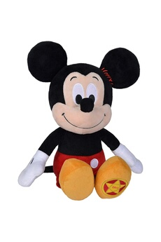 Figurines personnages Simba Toys Simba toys 6315875784 - peluche mickey star 25cm