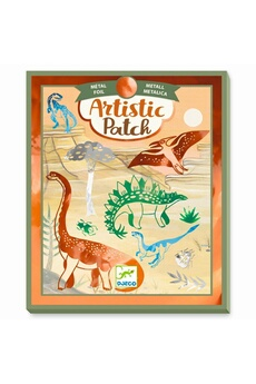 Peinture et dessin Djeco Djeco dj09463 - artistic patch - dinosaurus