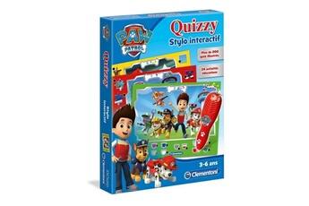 Jeux d'imitation CLEMENTONI Clementoni quizzy - pat'patrouille - stylo parlant - jeu educatif