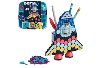 Autres jeux de construction Lego Lego 41936 dots pot a crayons - set de loisirs créatifs et décoration de chambre d'enfant, jeux créatifs pour 6 ans et plus