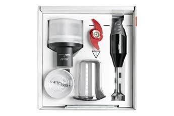 Mixeur cuiseur Bamix Bamix mixeur superbox noir, plastique et acier, unique