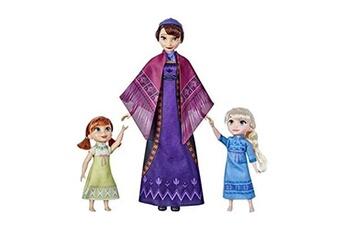 Poupées Disney / Reine Des Neiges Pack disney frozen la reine des neiges 2 queen iduna lullaby