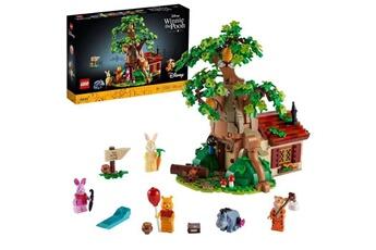 Autres jeux de construction Lego Lego 21326 ideas ensemble lego disney pour adultes winnie l'ourson, maison a exposer, figurine lego bourriquet, figurine porcine