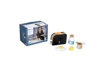 Jeux d'imitation KLEIN Klein - 7400 - grille-pain en bois electrolux avec accessoires
