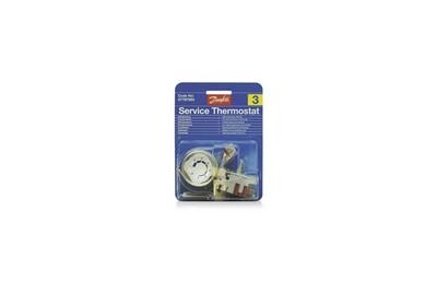 Thermostat et programmateur de chauffage Sélection Gem Thermostat nâ° 3 danfoss multi-marques as0003929