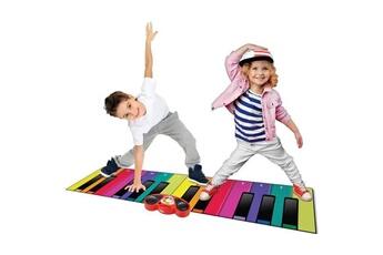 Boite à musique Shot Case Rainbow colours tapis piano géant et fun pour enfants