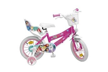 Vélos enfant Shot Case Vélo 14 princesse - fille - rose