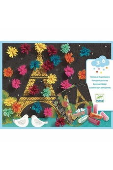 Peinture et dessin Djeco Djeco dj09872 - puzzle gallery river party 350 pièces