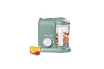 Mixeur cuiseur Beaba , babycook solo, robot bébé 4 en 1, cuiseur, mixeur - eucalyptus