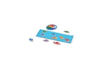 Jeux en famille MELISSA & DOUG Jeu de pêche et compte en bois melissa & doug