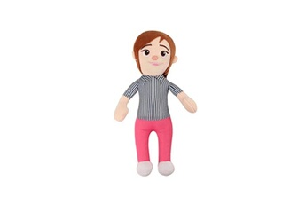 Poupées Hsmy Stuffed jj doll plush toys bedtime baby musical toys,best baby kids group5