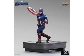Figurine Shot Case Figurine - fine collectibles - marvel : captain america - 21 cm