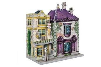 Figurine Shot Case Puzzle 3d - harry potter : boutiques mme guipure - 290 pcs
