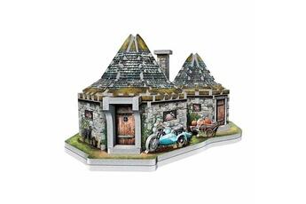 Figurine Shot Case Puzzle 3d - harry potter : hutte d'hagrid - 270 pcs