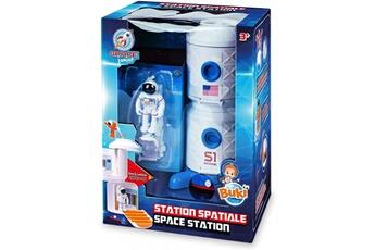 Véhicules miniatures BUKI Station spatiale avec sons et lumieres