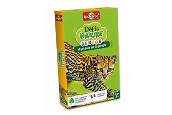 Jeux de cartes Bioviva Defis nature junior mysteres de la jungle