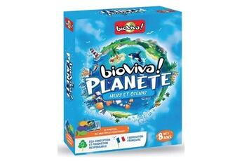 Jeux de cartes Bioviva Planete mers et oceans