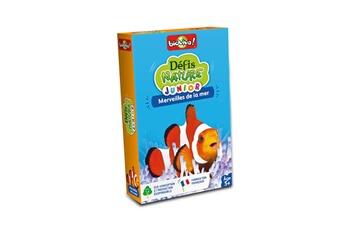 Jeux de cartes Bioviva Defis nature junior merveilles de la mer