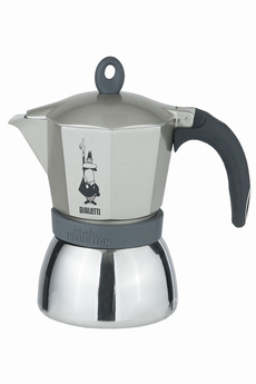 Cafetière italienne ou à piston 4833 MOKA INDUCTION 6 TASSES Bialetti