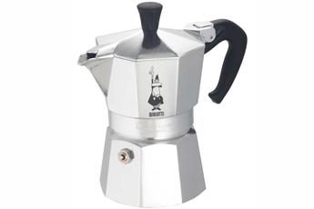 Cafetière italienne ou à piston 1165 MOKA ALU 9 TASSES Bialetti