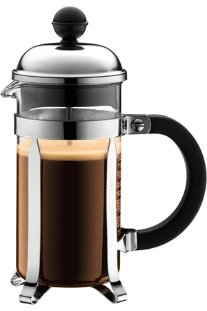 Cafeti re italienne ou piston bodum chambord 1923 16 darty - Utilisation cafetiere a piston ...