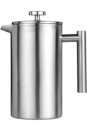cafeti re italienne ou piston melitta cafetiere a piston inox 9 t cafetiere a piston darty. Black Bedroom Furniture Sets. Home Design Ideas