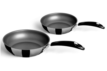 Poele / sauteuse SET 2P BELLY POT Bialetti