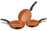 Bialetti SET 3P TERRACOTTA