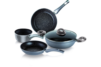 Poele / sauteuse SET 5 PIECES ENERGY STONE Bialetti