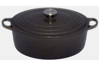 Cocotte / faitout / marmite Minight grey oval29 Le Creuset