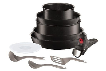 Poele / sauteuse INGENIO PERFORMANCE THERMO COACH 10 PIECES Tefal