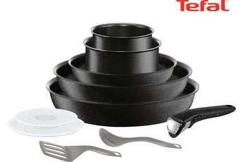 Casserolerie Tefal Set 10 pièces - L6749402 - INGENIO EXCEPTION