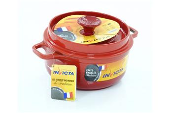 Cocotte / faitout / marmite COCOTTE FONTE 18CM R Invicta