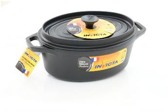 Cocotte / faitout / marmite COCOTTE FONTE 31CM N Invicta